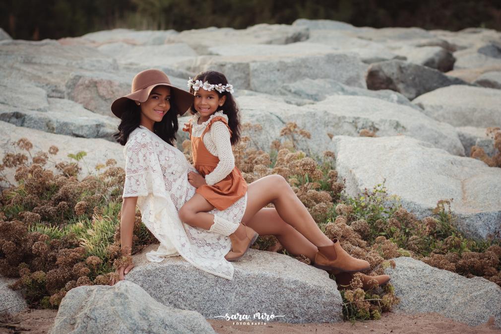 Sesión de fotos de embarazada en exterior en Alcalá de Henares, Madrid